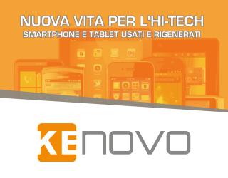 Kenovo Smartphone usati e rigenarati
