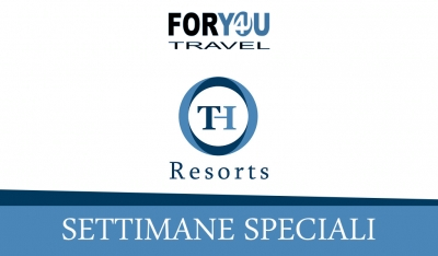 TH RESORT - TOSCANA - Settimane Speciali